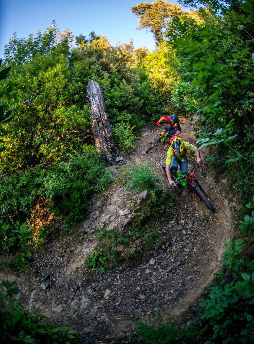 Mountain Biking UK Punta Ala, Tuscany, Italy  PIC © Andy Lloyd www.andylloyd.photography